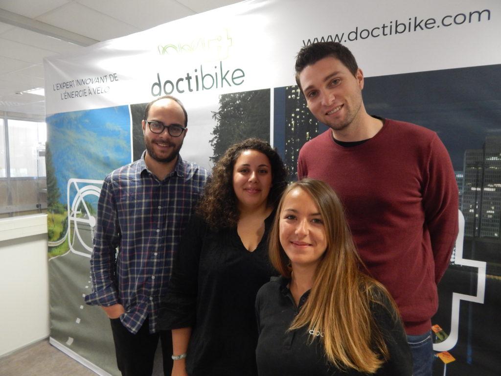 Startup doctibike