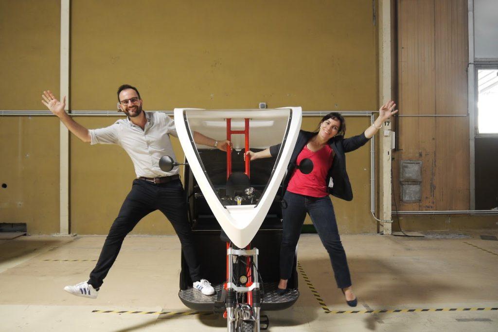 Yokler - Gerald Levy et Sarah Dufour