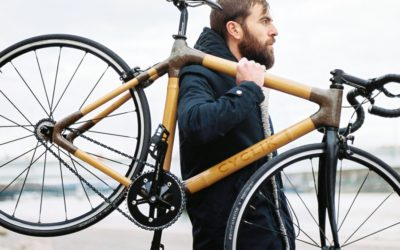 Cyclik : le vélo en bambou made in France