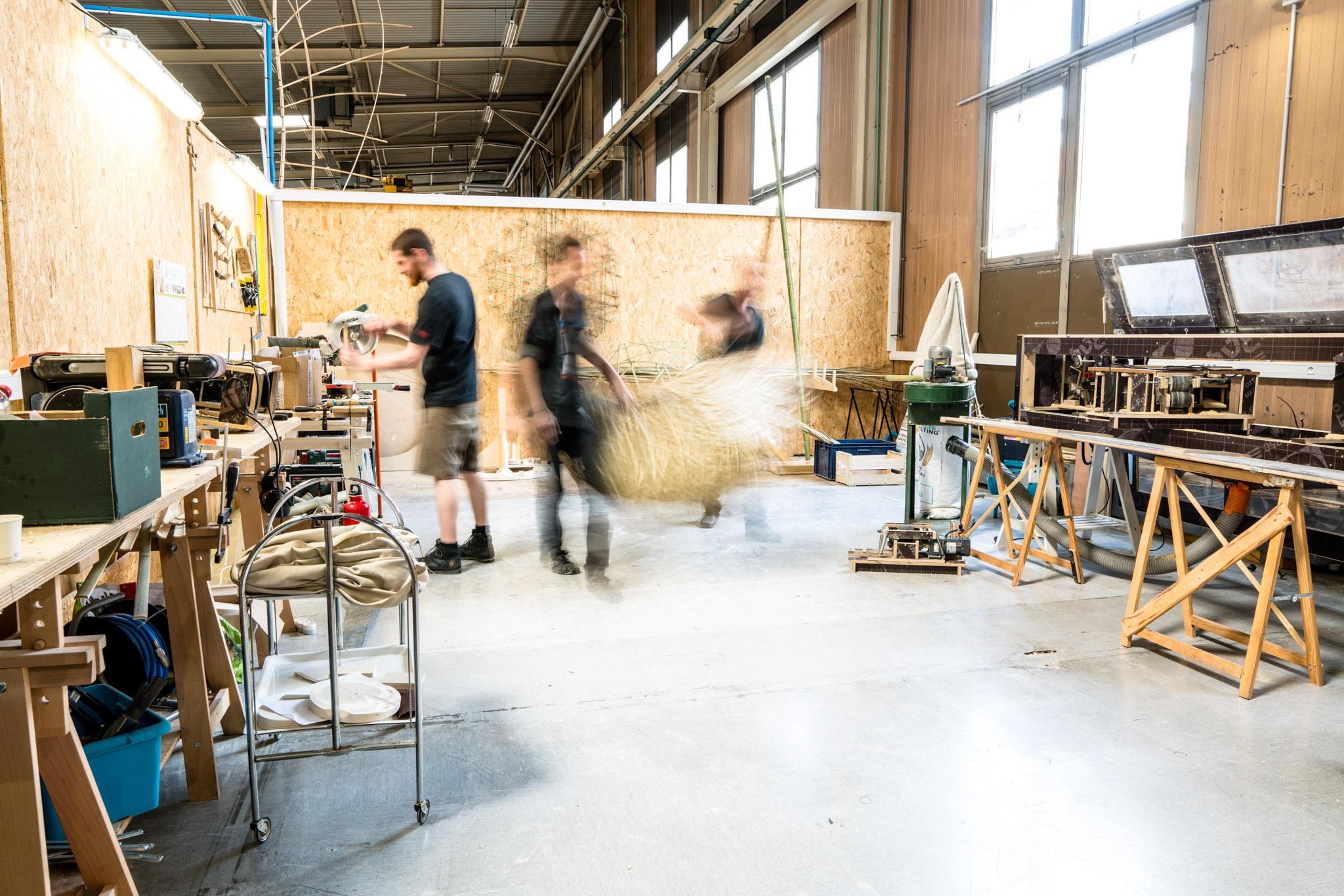 Atelier à louer 85m² Villeurbanne Lyon