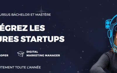 "Rocket School, le ""Tinder du recrutement"""
