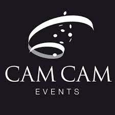Camcam event logo - ancien membre bel air camp