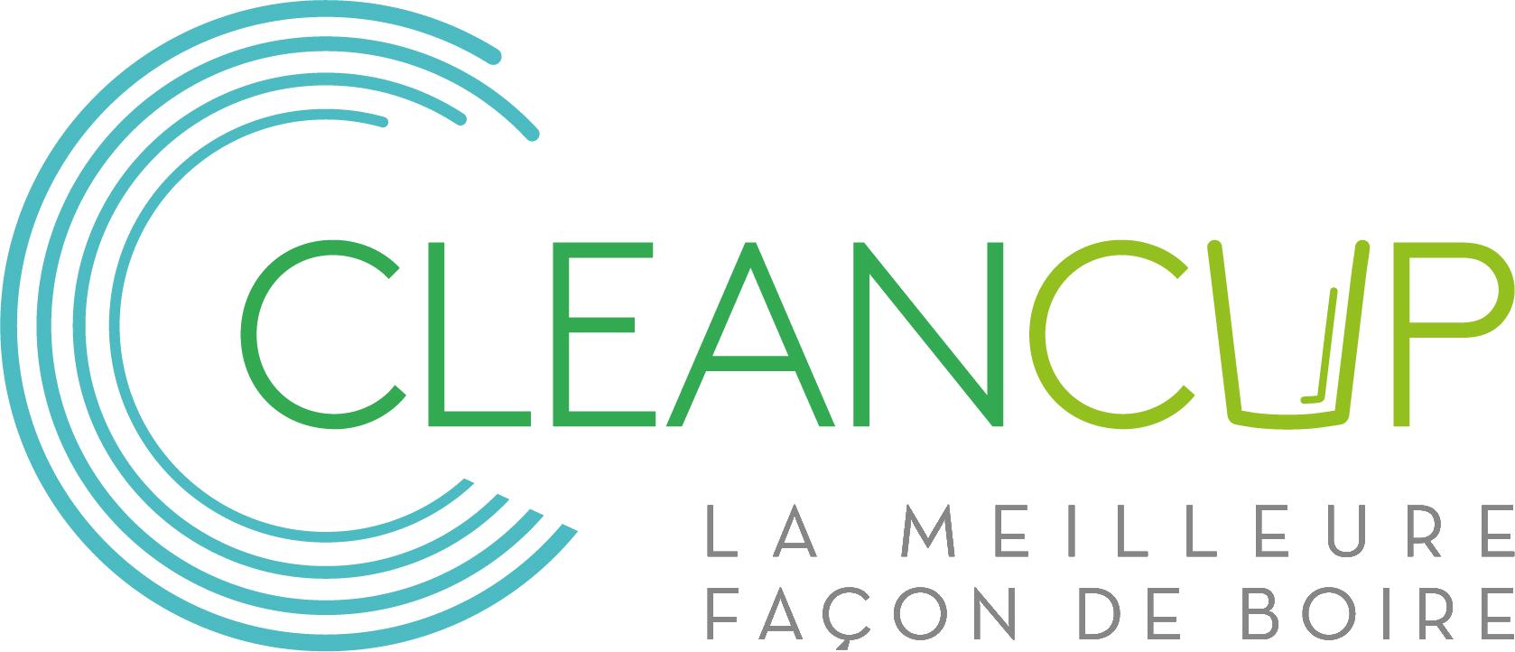 CleanCup logo - ancien membre bel air camp