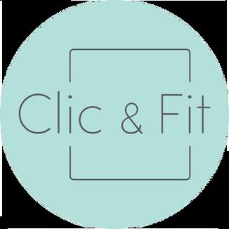 Clic & fit logo - ancien membre bel air camp