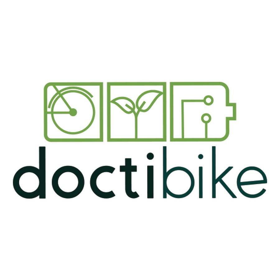 Doctibike logo - ancien membre bel air camp