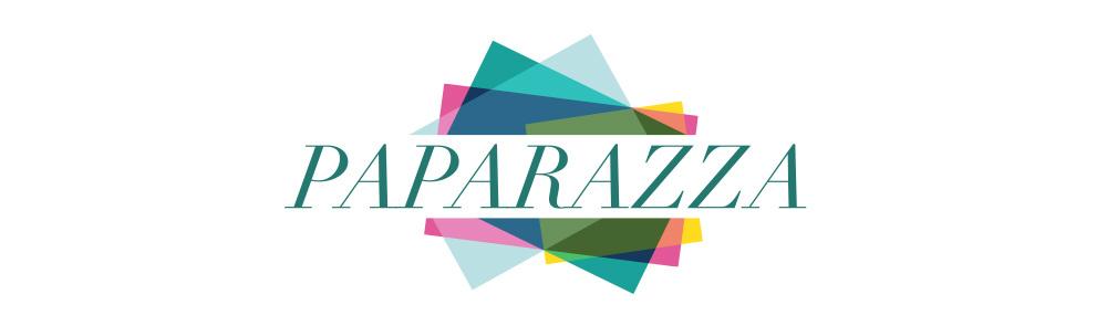 Paparazza logo - ancien membre bel air camp