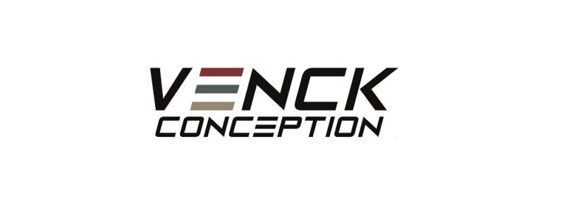 Venck Conception logo - ancien membre bel air camp
