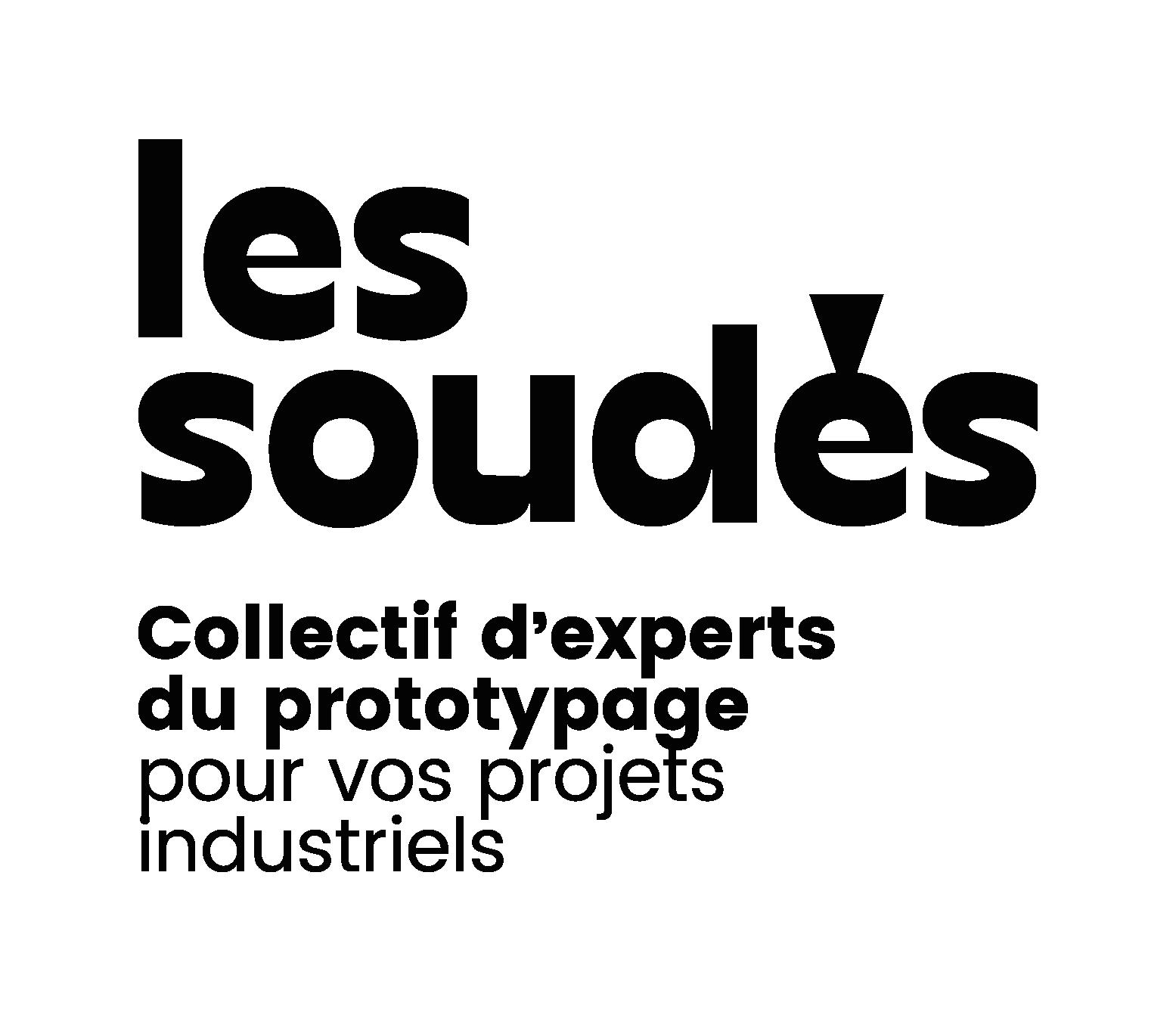 Les Soudés logo png - partenaire Bel Air Camp